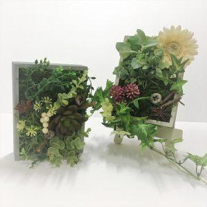 「Flower green Panel」ワークショップ @ WAKU+AKASHI | 明石市 | 兵庫県 | 日本