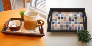 ワークショップ「モザイクタイルのカフェトレイ」 @ WAKU+AKASHI | 明石市 | 兵庫県 | 日本