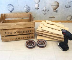 06月「木箱づくり」ワークショップ