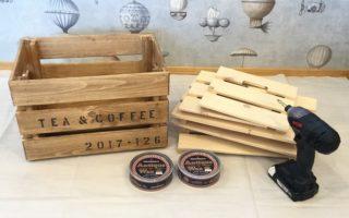 03・04月「木箱づくり」ワークショップ