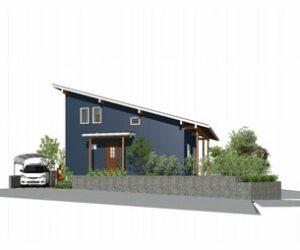 小束山の家、工事着手