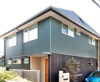 東須磨の家