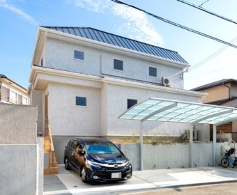 HKハウス 菅の台Ⅱの家