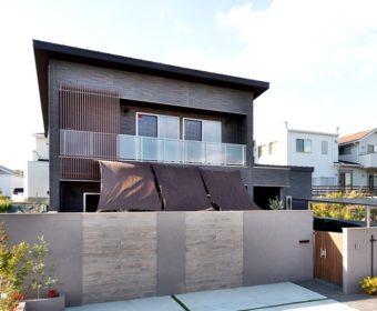 舞多聞西Ⅱの家
