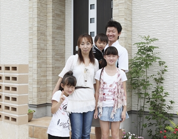 HKハウス江井島Ⅱの家 明石市 K様邸