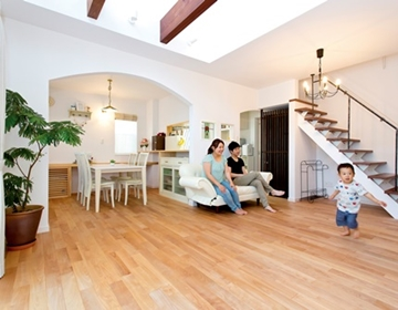 HKハウス山手台の家 明石市 K様邸
