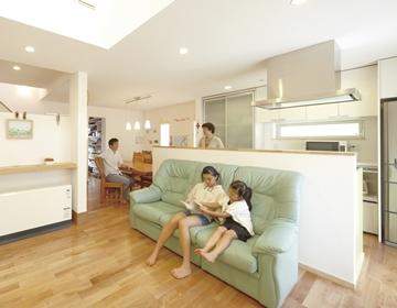 HKハウス小倉台の家 神戸市 S様邸